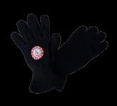 Handschuhe Schwarz | L