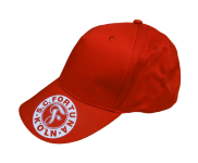 Fortuna Kappe (rot)