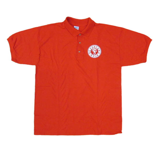 Fortuna Polo (rot) Gr. M