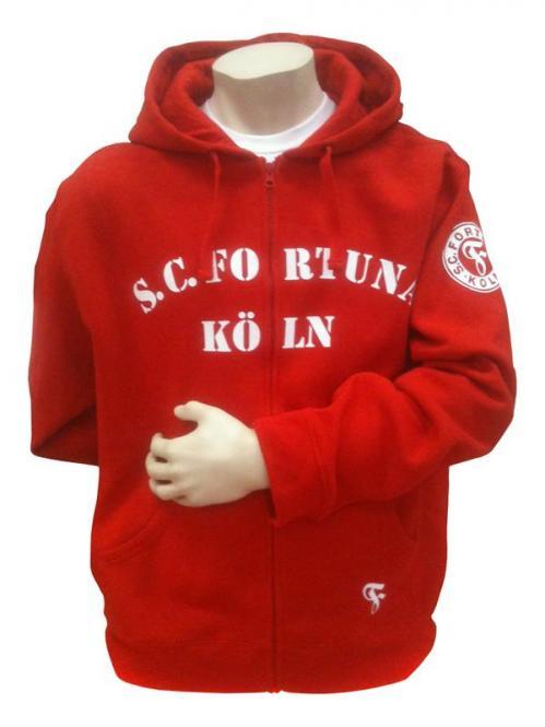 "Sweatshirt ""S.C. Fortuna Köln"""