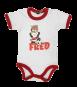"Body ""Fred"" 3-6 Monate"